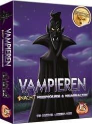 1 Nacht Weerwolven & Waaghalzen - Vampiers Bordspel Kaartspel