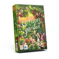 Alice's Garden Bordspel Happy Meeple Games