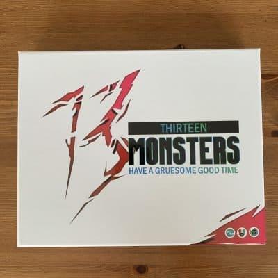 13 Monsters spel