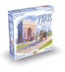 Paris l'étoile Uitbreiding Bordspel Game Brewer