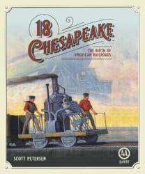 18Chesapeake spel doos box Spellenbunker.nl