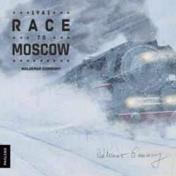 1941: Race to Moscow spel doos box Spellenbunker.nl