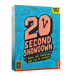 20 Second Showdown - Partyspel - 999 Games