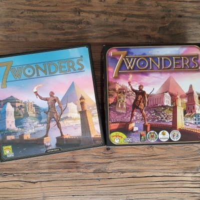 7 Wonders 2e Editie