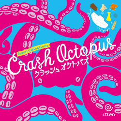Crash Octopus Bordspel itten