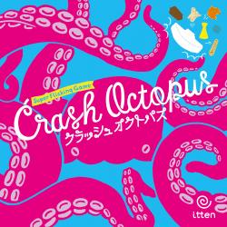 Crash Octopus Bordspel itten