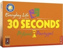 30 Seconds - Everyday Life Bordspel