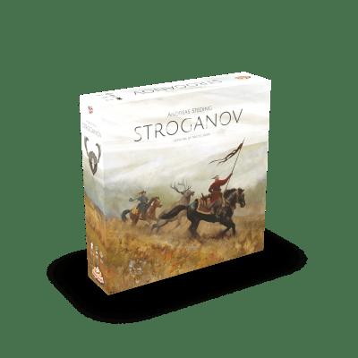 Stroganov Bordspel Game Brewer