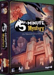 5-Minute Mystery spel doos box Spellenbunker.nl
