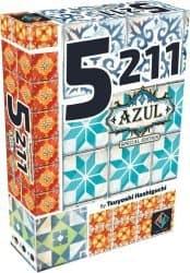 5211 - Azul Kaartspel