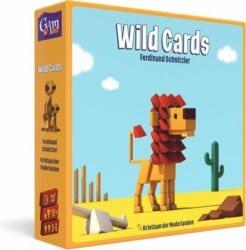 Foto Kaartspel Wild Cards, Gamin'Biz