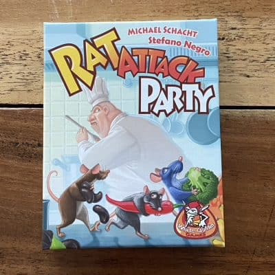 Rat Attack Party Kaartspel White Goblin Games