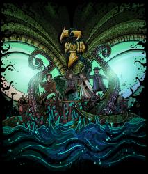 7 Souls Bordspel Inside Up Games