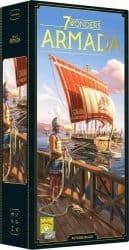 7 Wonders Armada Bordspel Uitbreiding Tweede Editie Repos Asmodee