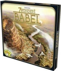 7 Wonders - Babel Uitbreiding Bordspel Kaartspel