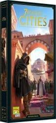 7 Wonders Cities Bordspel Uitbreiding Tweede Editie Repos Asmodee