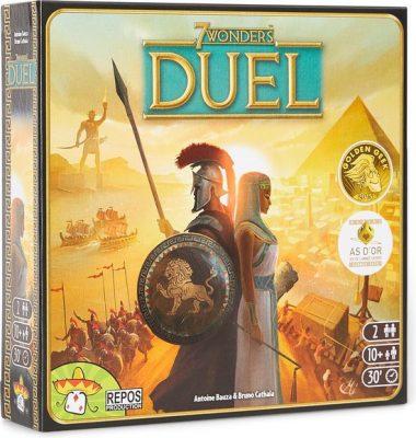 7 Wonders Duel Asmodee Repos Kaartspel 2 persoonsspel