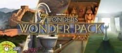 7 Wonders - Wonder Pack Uitbreiding Kaartspel