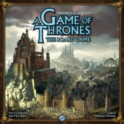 A Game of Thrones: The Board Game (Second Edition) spel doos box Spellenbunker.nl