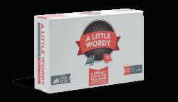 A Little Wordy spel doos box Spellenbunker.nl