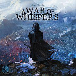 A War of Whispers spel doos box Spellenbunker.nl