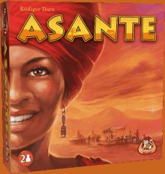 ASANTE White Goblin Games Kaartspel
