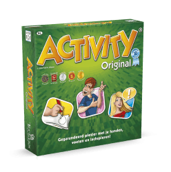 Activity Partyspel Tuckers Fun Factory