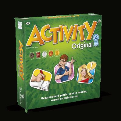 Activity Partyspel Tuckers Fun Factory