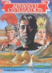 Advanced Civilization spel doos box Spellenbunker.nl