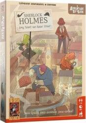 Adventure By Book- Sherlock Holmes, Jong talent van Baker Street
