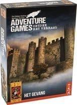 Adventure Games - Het Gevang Bordspel
