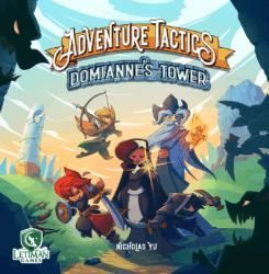 Adventure Tactics: Domianne's Tower spel doos box Spellenbunker.nl