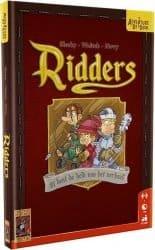 Adventures By Book - Ridders Bordspel Kaartspel Boek