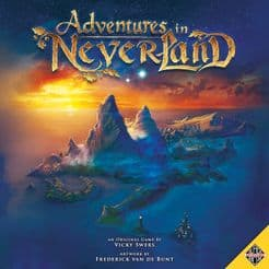 Adventures in Neverland Bordspel