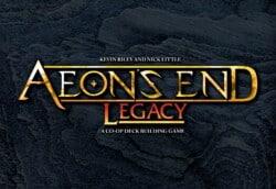 Aeon's End: Legacy spel doos box Spellenbunker.nl