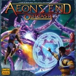Aeon's End: Outcasts spel doos box Spellenbunker.nl