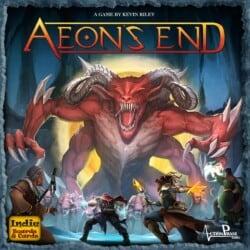 Aeon's End spel doos box Spellenbunker.nl