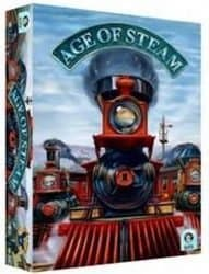 Age Of Steam Bordspel