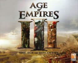 Age of Empires III- The Age of Discovery Bordspel