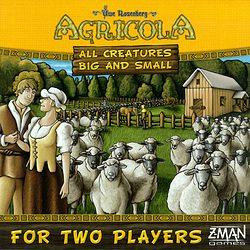 Agricola: All Creatures Big and Small spel doos box Spellenbunker.nl