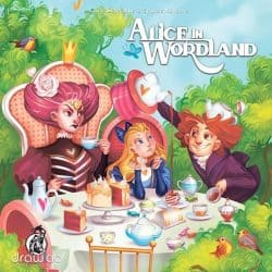 Alice in Wordland Bordspel Intrafin