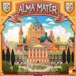 Alma Mater Bordspel
