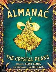 Almanac: The Crystal Peaks spel doos box Spellenbunker.nl