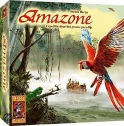 Amazone Bordspel