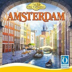 Amsterdam spel doos box Spellenbunker.nl