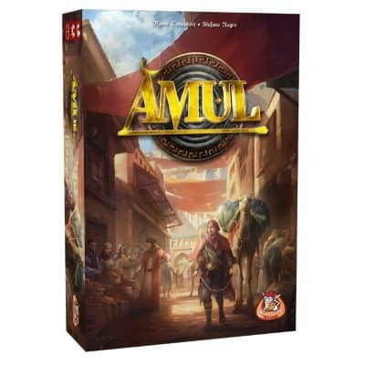 Amul Bordspel White Goblin Games