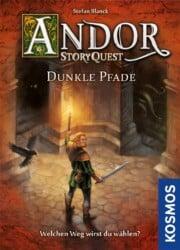 Andor StoryQuest: Dunkle Pfade spel doos box Spellenbunker.nl