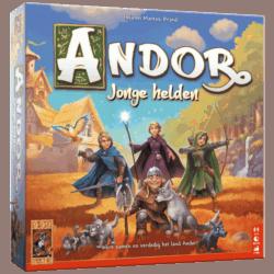 Foto Bordspel Andor Jonge Helden 999 Games