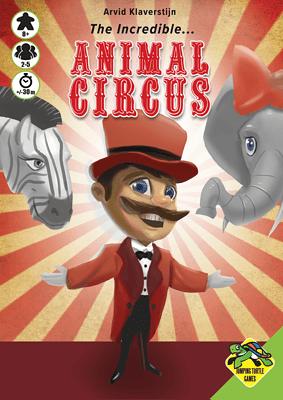 Animal Circus spel doos box Spellenbunker.nl