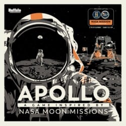Apollo: A Game Inspired by NASA Moon Missions spel doos box Spellenbunker.nl